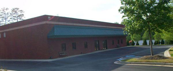Metal Building Office
