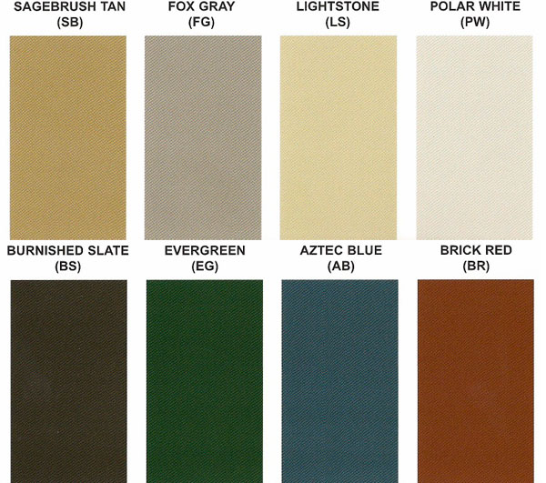 Trim Paint Colors