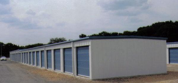 Steel Mini Storage Kits