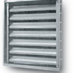Standard Louvers for Steel Buildings