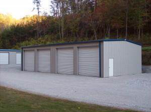 Steel Storage Buidlings