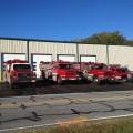 Steel Fire Station