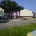 Car Dealership Steel Building