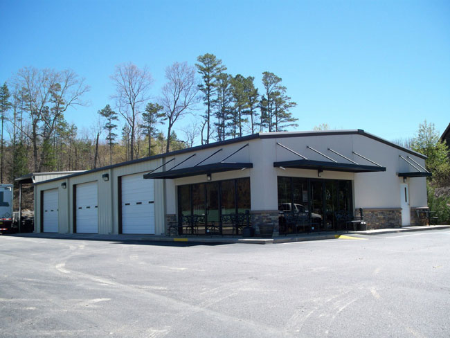 Commercial Metal Carports : Commercial steel buildings design renegade