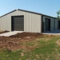 Steel Building in Alabama