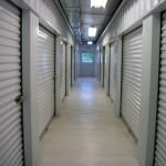 Interior Self Storage Metal Building