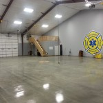Steel Building for Red Springs Rescue Squad